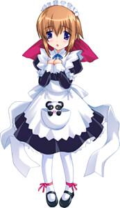 Maid-san