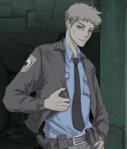 Officer Hawkins