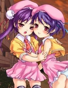 Saki Raimu & Saki Karin