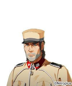 Major Stefan