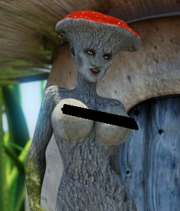 Mushroom Queen