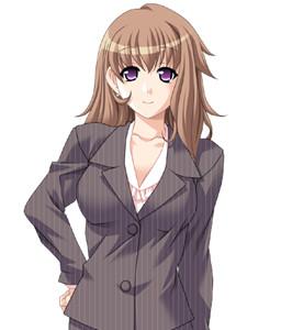 Hiiragi Kayako