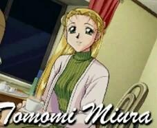 Miura Tomomi
