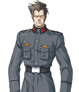 Lieutenant Stone