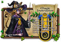 Magic Instructor