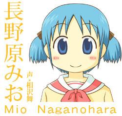 Naganohara Mio
