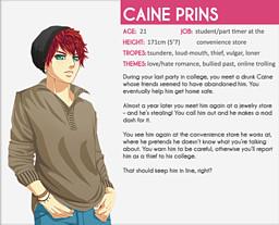 Caine Prins