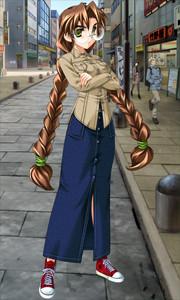 Sakaki Chizuru