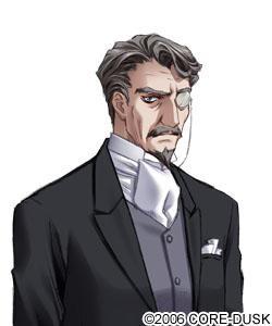 Mysterious Gentleman