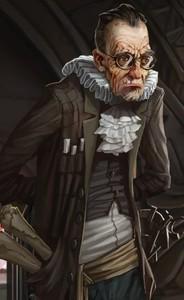 Professor Kreys