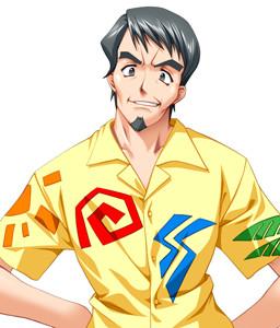 Kadomatsu Ichirou