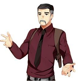 Commander Toyama