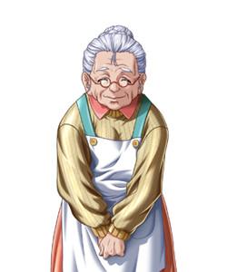 Granny from Akkamui