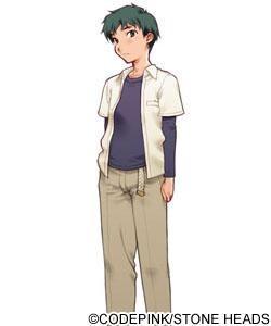 Moroboshi Ryuuichi