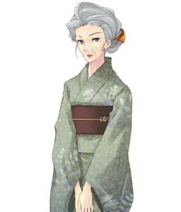 Shirasagi Tomoe