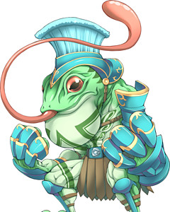 Frog Frust