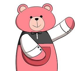Bear Receptionist
