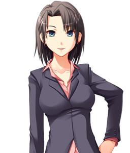 Natsume Mariko