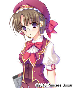 Takatsu Ryouko