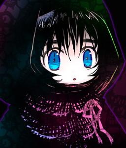 Black-clad Girl