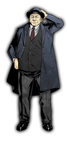 George Lestrade