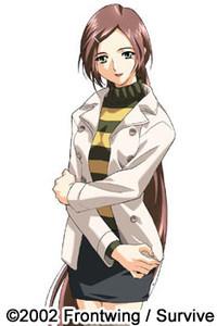 Tamazusa Fuyumi