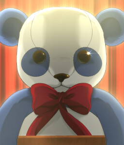 Panda-san