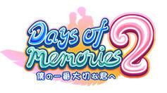 Days of Memories 2 ~Boku no Ichiban Taisetsu na Kimi e~