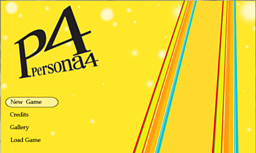 Persona 4: New Days