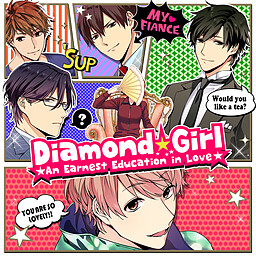 Diamond Girl ~Koi no Maji Lesson~