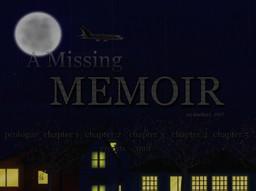 A Missing Memoir