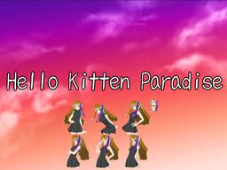 Hello Kitten's Paradise