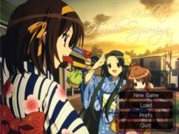 Worlds of Haruhi Suzumiya