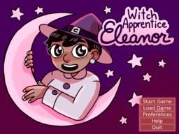 Witch Apprentice Eleanor