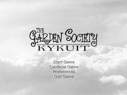 The Garden Society: Kykuit