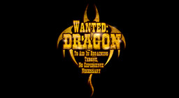 Wanted: Dragon