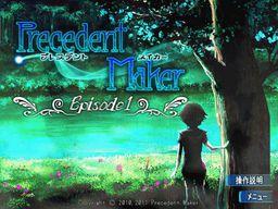 Precedent Maker