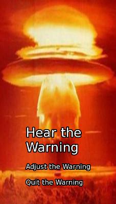 Warning to America