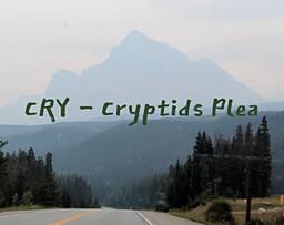 Cry - Cryptid's Plea