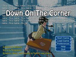 Down on the Corner