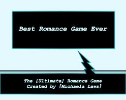 Best Romance Game Ever