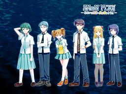 Snuff Flag -Arui wa Suiren e Hikari ga Sasu You ni-