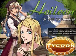 Heileen: A Trip to Bavaria