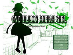 1 Billion Rupiah Girl