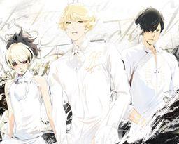 Tokyo Yamanote Boys Black Vanilla Disc