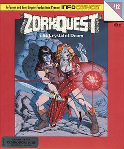 ZorkQuest: The Crystal of Doom