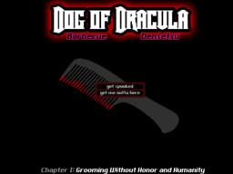 Dog of Dracula: Barbecue Densetsu