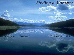 Finding a Murderer