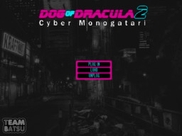Dog of Dracula 2: Cyber Monogatari