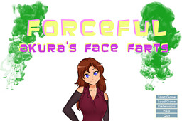 Forceful: Akura's Face Farts